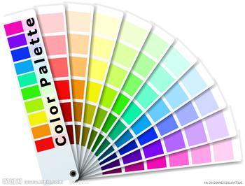 常用十六进制颜色color对照表代码